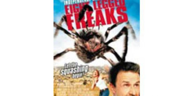 Eight Legged Freaks parents guide