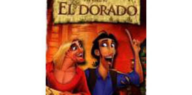 Picture from The Road To El Dorado