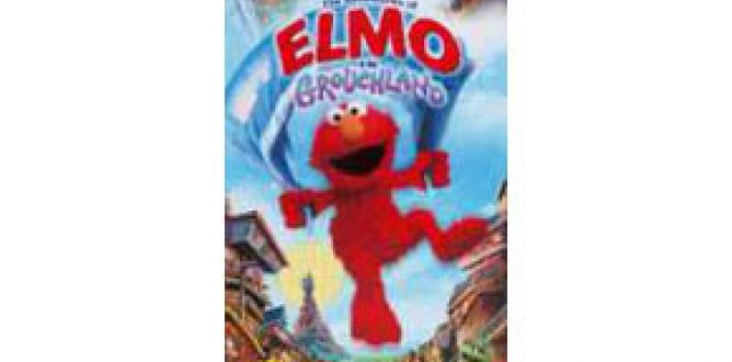 Picture from Elmo In Grouchland