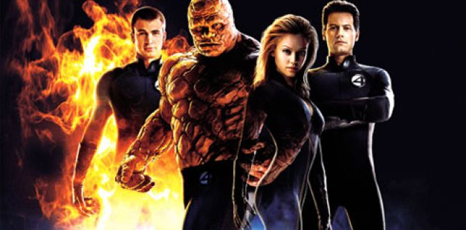 Picture from Fantastic Four