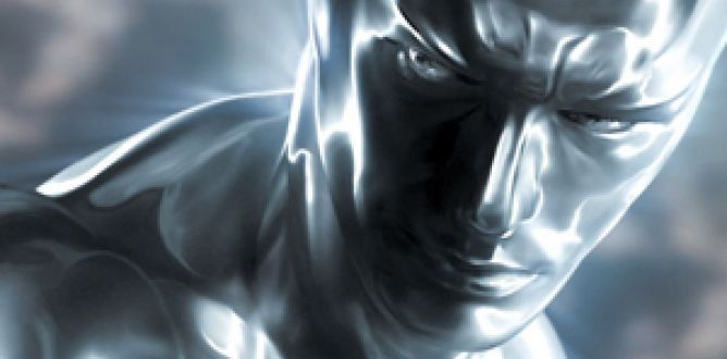 Picture from Fantastic Four: Rise of the Silver Surfer