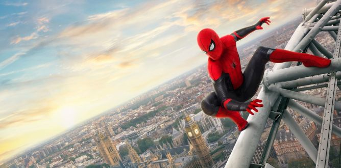 Spider-Man: Far From Home parents guide