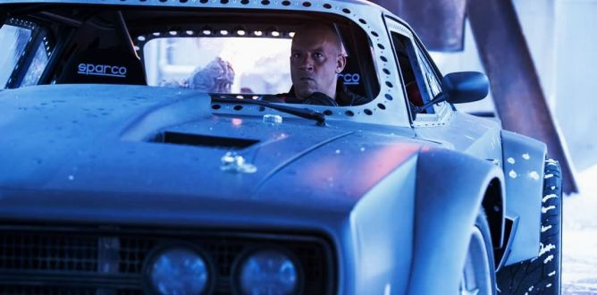 The Fate of the Furious parents guide