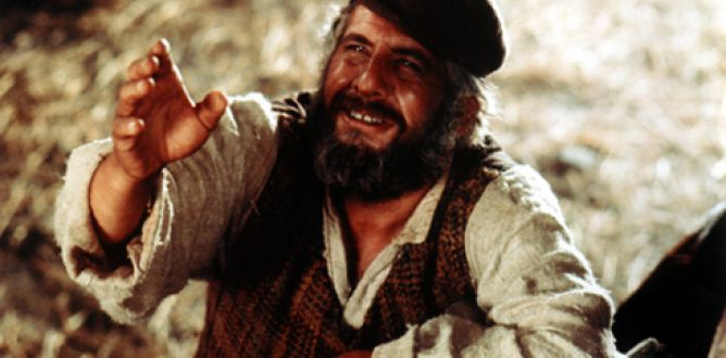 Fiddler On The Roof parents guide