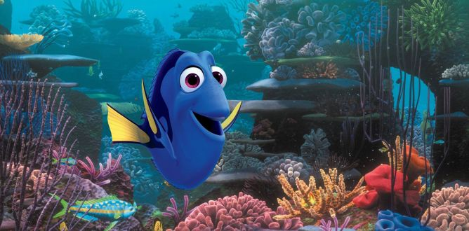 Finding Dory parents guide