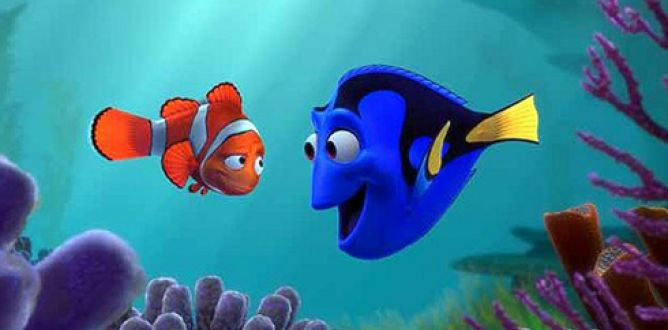 Finding Nemo parents guide