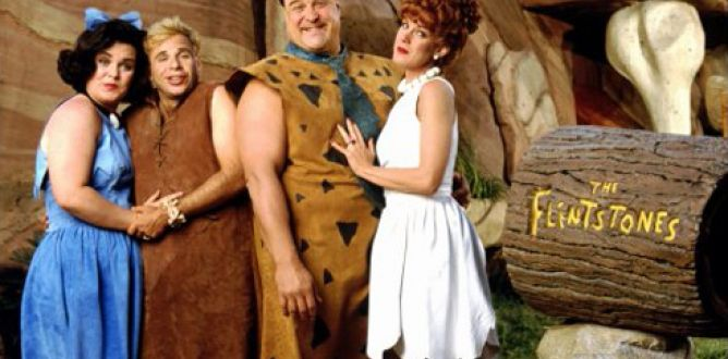 Picture from The Flintstones