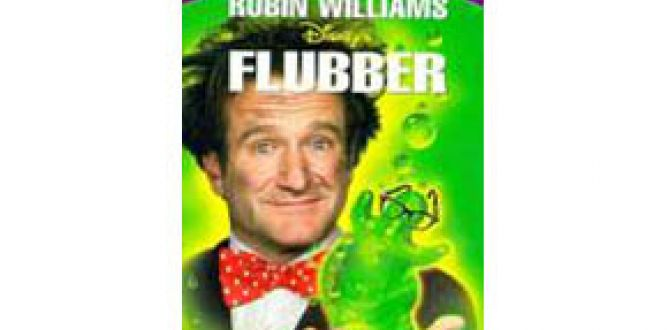 Flubber parents guide