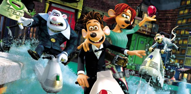 Flushed Away parents guide