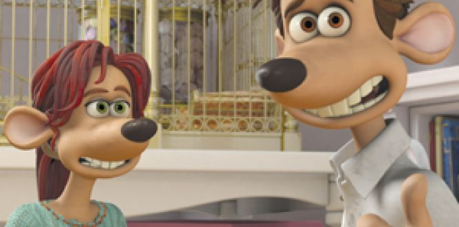 Picture from Flushed Away
