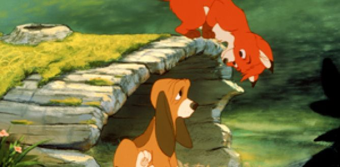 The Fox And The Hound parents guide