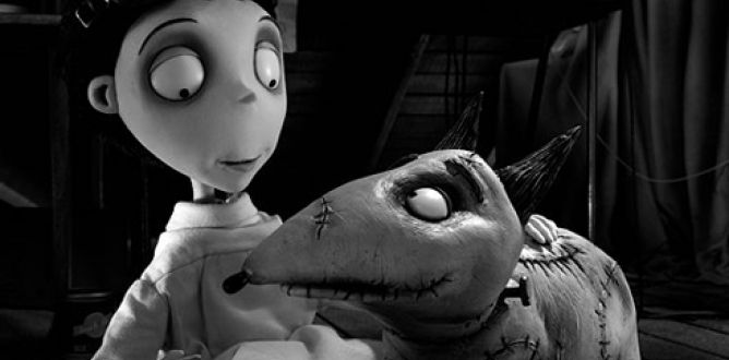 Picture from Frankenweenie