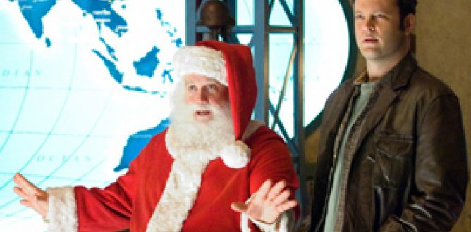 Fred Claus parents guide