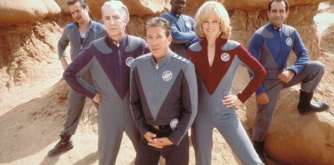 Galaxy Quest parents guide