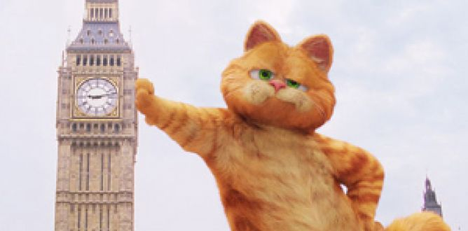 Garfield A Tail Of Two Kitties Movie Review For Parents