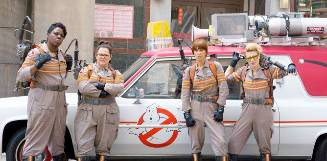 Ghostbusters: Answer the Call parents guide