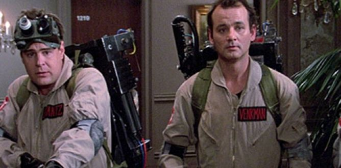 Ghostbusters (1984) parents guide