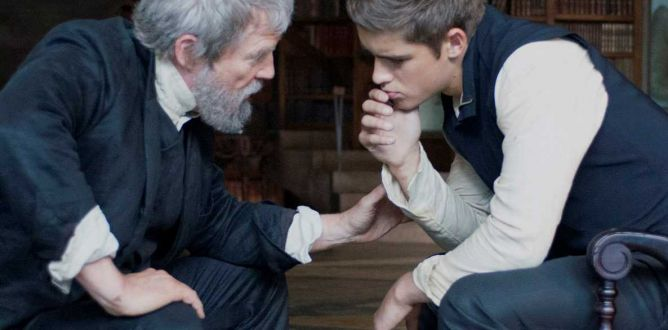 The Giver parents guide
