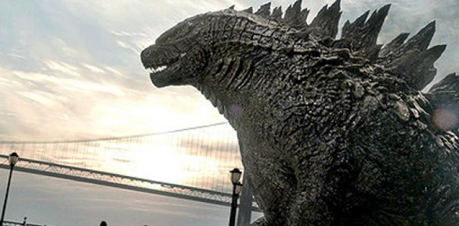 Godzilla (2014) parents guide
