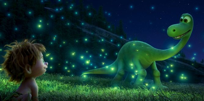 The Good Dinosaur parents guide