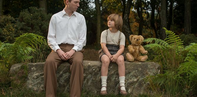 Goodbye Christopher Robin parents guide