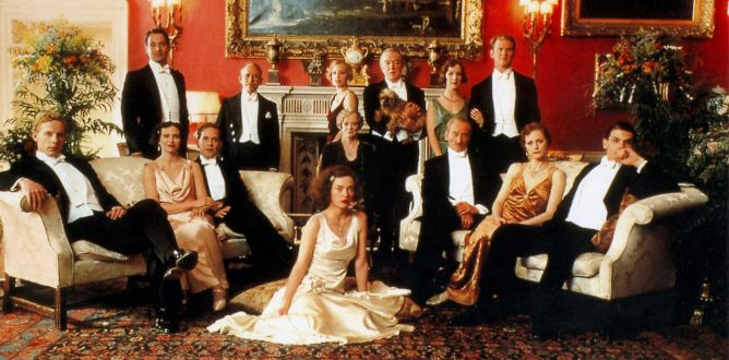 Gosford Park parents guide