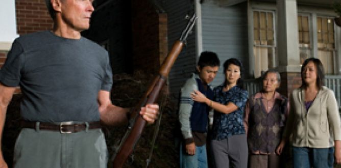 Picture from Gran Torino