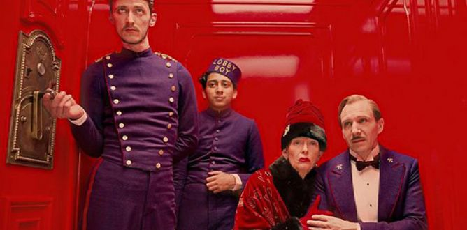 The Grand Budapest Hotel parents guide