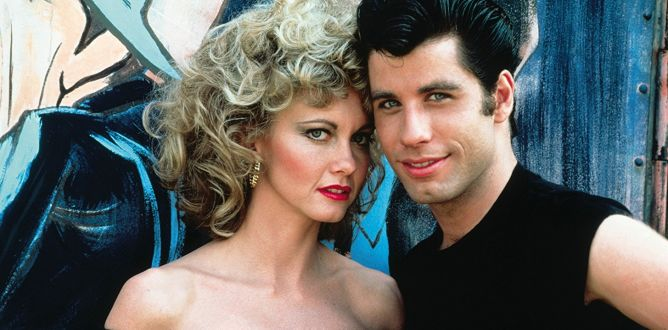 Picture from Grease