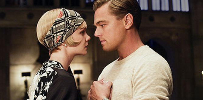 Picture from The Great Gatsby