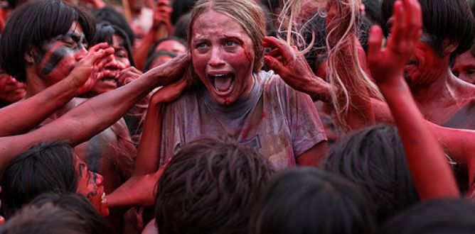 The Green Inferno parents guide