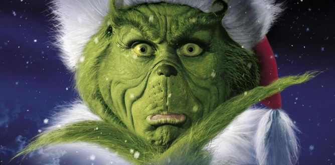 Picture from Dr. Seuss' How The Grinch Stole Christmas