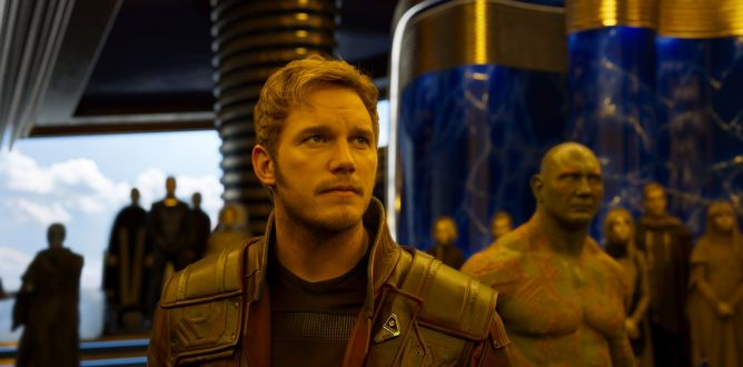 Guardians of the Galaxy: Vol. 2 parents guide