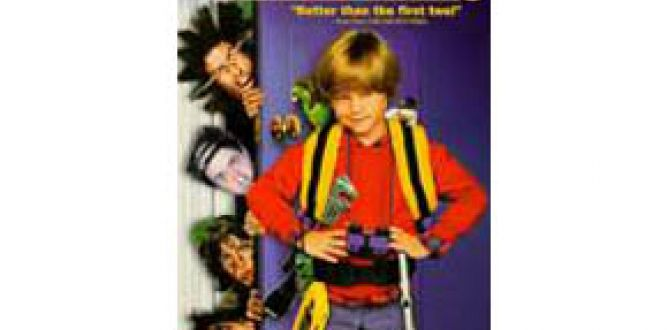 Home Alone 3 parents guide