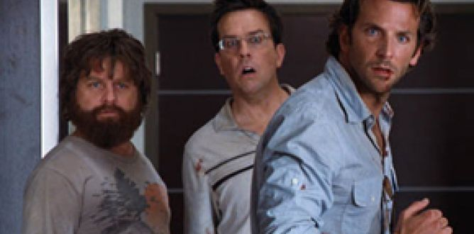 The Hangover parents guide
