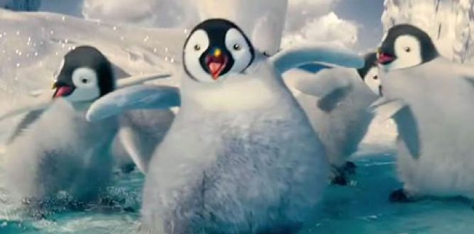 Picture from Happy Feet Two