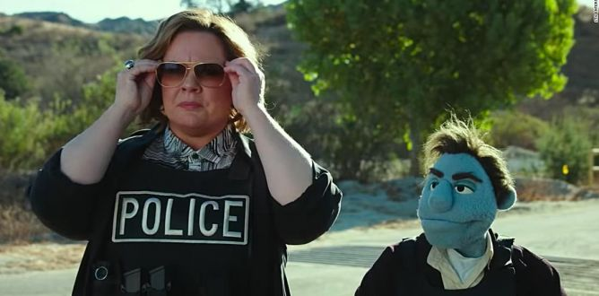 The Happytime Murders parents guide
