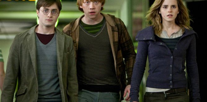Picture from Harry Potter and the Deathly Hallows - Part 1