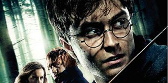 Harry Potter: The Complete 8-Film Collection parents guide