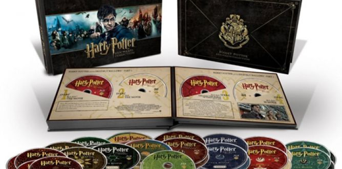 Harry Potter Hogwarts Collection parents guide