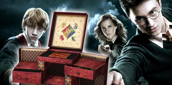 The Harry Potter Wizard Collection parents guide