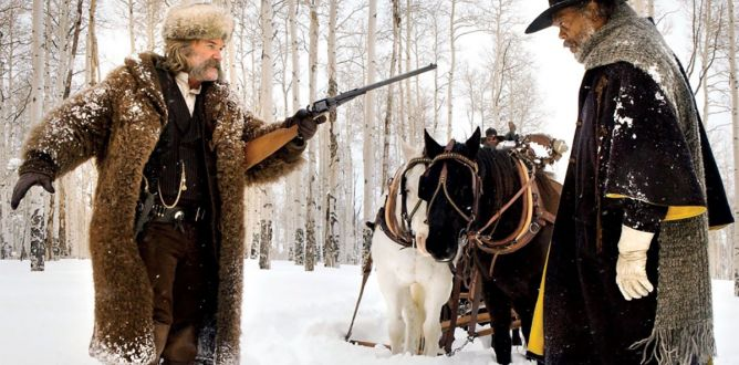 The Hateful Eight parents guide