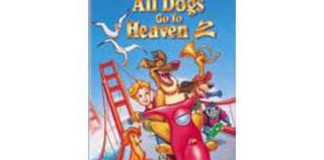 Picture from All Dogs Go To Heaven 2