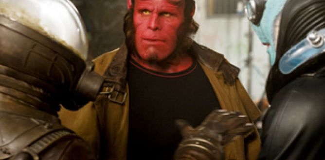 Hellboy 2 The Golden Army parents guide