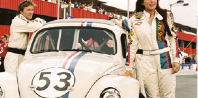 Herbie Fully Loaded parents guide