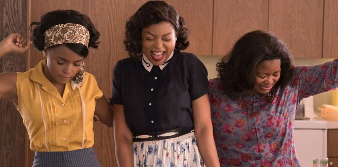 Hidden Figures parents guide