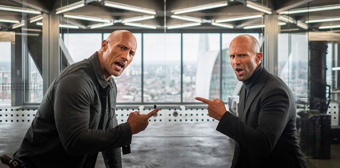 Fast & Furious Presents: Hobbs & Shaw parents guide