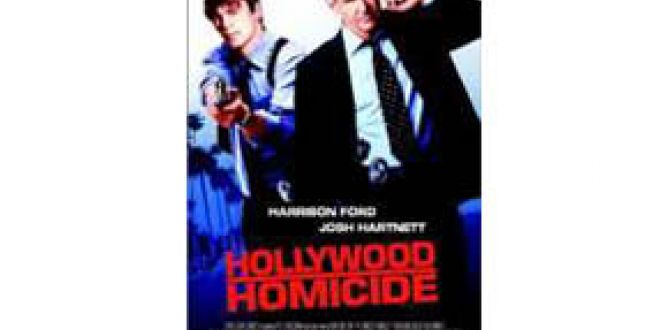 Hollywood Homicide parents guide