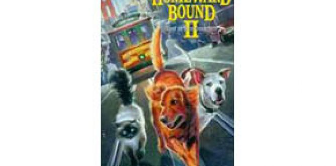 Homeward Bound II: Lost In San Francisco parents guide