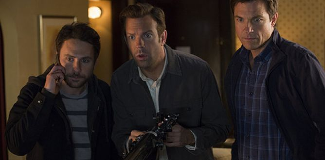 Horrible Bosses 2 parents guide